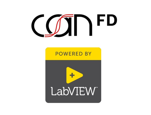 Tackling CAN FD with LabVIEW
