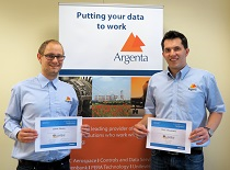Argenta's Engineers achieve Certified LabVIEW Architect status