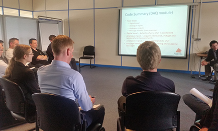 Continued success for the Midlands LabVIEW User Group