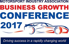 Argenta looking forward to attending the Motorsport Industry Associations Business Growth Conference